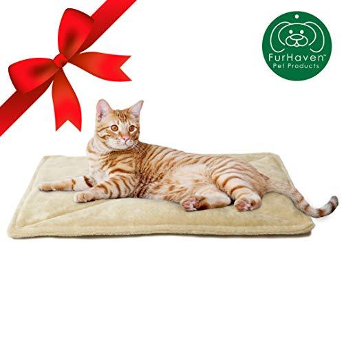 Furhaven Pet Dog Bed Heating Pad