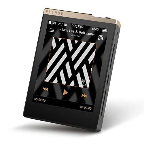 Cowon Plenue D High Resolution Music Player 32GB (Gold/Black)