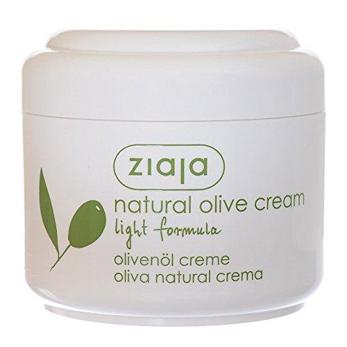 Facial Cream - lumière formule - Oliva naturel - 100 ml