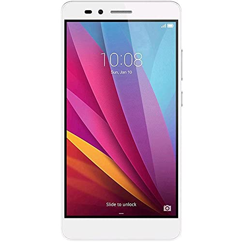 Honor 5X Smartphone (5,5 Zoll (14 cm) Touch-Bildschirm, 16 GB interner Speicher, Android 5.1) silber