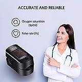 Zoom IMG-2 saturimetro da dito pulsossimetro professionale
