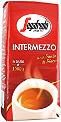 Segafredo, Café de grano tostado (Intermezzo) - 1000 gr.