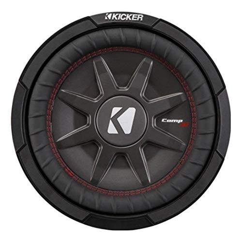 Kicker CompRT Single 12 Inch 1000 Watt Max Dual 2 Ohm Shallow Slim Car...