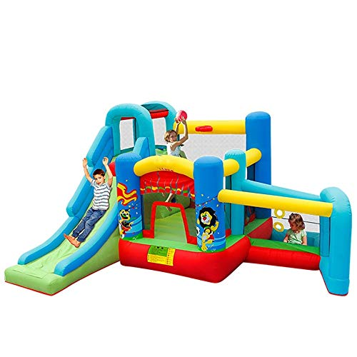 YADSHENG Inflatable Bouncers Inflatable Bounce Castle House