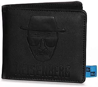 Breaking Bad Men's Wallet One Size Black