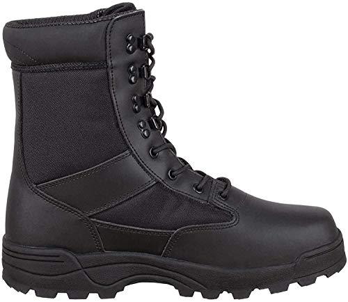 BW-ONLINE-SHOP SWAT Boots schwarz - 44