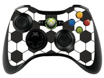 Football Xbox 360 Remote Controller/Gamepad Skin / Cover / Vinyl Decal xbr10 from the grafix studio