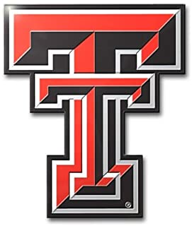 NCAA Die Cut Color Auto Emblem