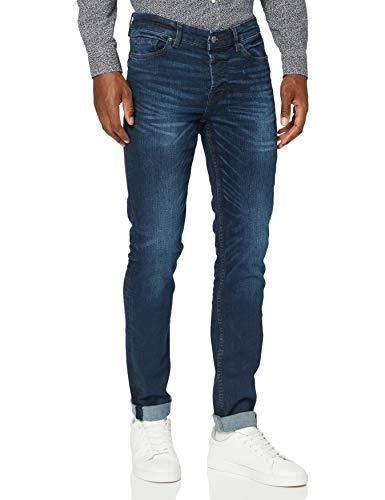 Only & Sons Onsloom Life Slim D Blue DCC 7108 Noos Jeans, Azul Denim, 36W x 32L para Hombre