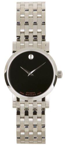 Movado Red Label 0606107 - Reloj automático para Mujer