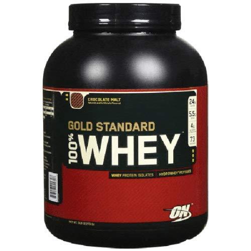 100% Whey Gold Standard, Extreme Milk Chocolate, 5 lb