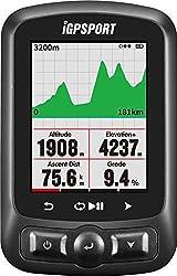 ✔ GPS haute sensibilité: GPS de soutien, GPS + GLONASS et GPS + Compas modes, haute précision et une position rapide, adapté aux types d'environnements de conduite complexes ✔ compatible avec le capteur ANT +: cardiofréquencemètre, capteur de vitesse...