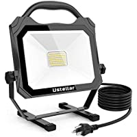 Ustellar 50W LED Work Light with Stand
