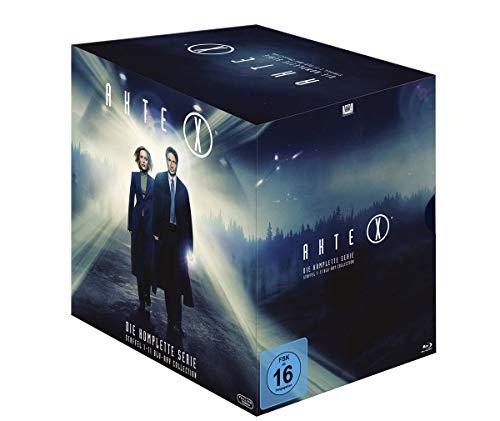 Akte X - Staffel 1-11 Komplettbox [Blu-ray]