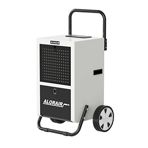 AlorAir Deshumidificador 50 L High COP Energy Star Eliminación de humedad para industriales
