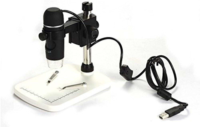 UM012C1 USB Digital Microscope 5MP Video Microscope 300X Magnifier Camera for Windows XP VISTA WIN7 .