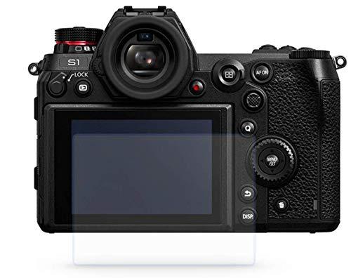 2er Pack Monitorschutzglasfolie digiCOVER EASY Panasonic LUMIX S 1 / S 1R