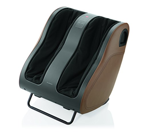 Brookstone Therasqueeze Foot and Calf Massager