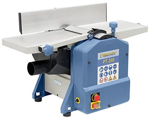 Bernardo PT 200 08-1005 - Máquina cepilladora y regruesadora