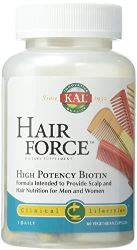 KAL Hair Force | 60 Capsules