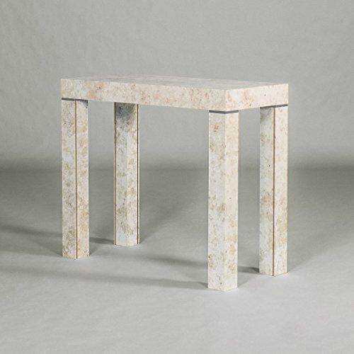 Group Design Magic Color Table extensible finition pierre bois entrée LA-CO/029-110-ST