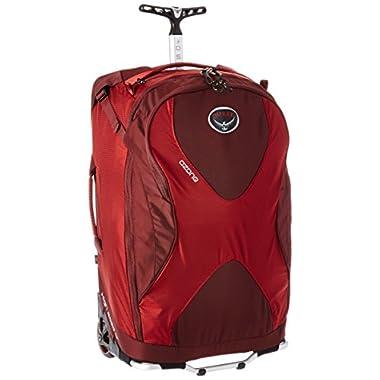 Osprey Ozone 22 /46 L Wheeled Luggage, Hoodoo Red