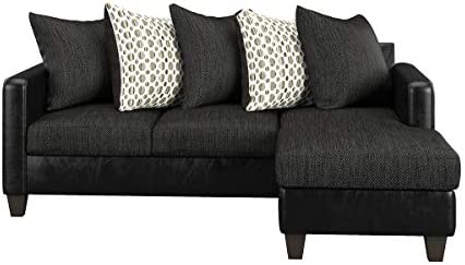Best Standard Furniture Central Point Chofa Sofas, Black