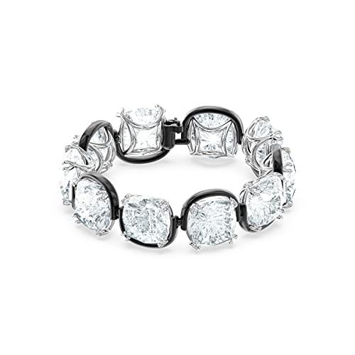 SWAROVSKI Colección de joyas Harmonia para mujer, cristales transparentes Talla única