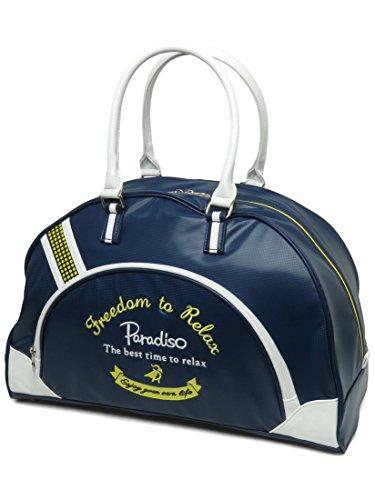 PARADISO(パラディーゾ) BBA064 レディース ゴルフ ボストンバッグ ネイビー