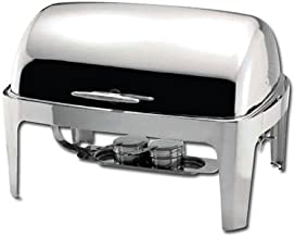 Winware Madison 8qt Full-size Chafer, Roll-top, S/S, Heavyweight