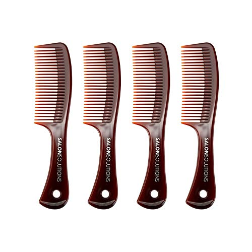SALONSOLUTIONS Wet Hair Shower Comb (1-PC)