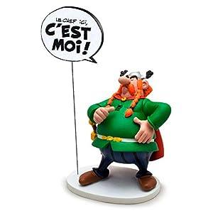 Plastoy SAS PLA00127 - Asterix: Majestix con soplador: LE Chef ICI, C'EST MOI 3