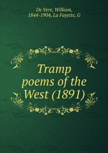 Tramp poems of the West (1891)