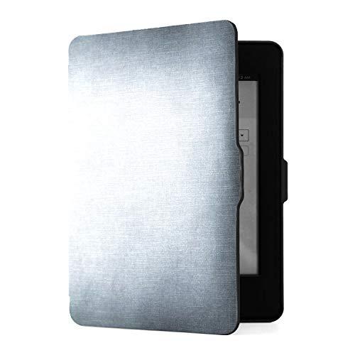 Funda para Kindle Paperwhite 1 2 3, Fondo de Papel Texturiza