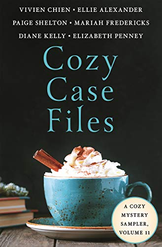 A Cozy Mystery Sampler, Volume 11