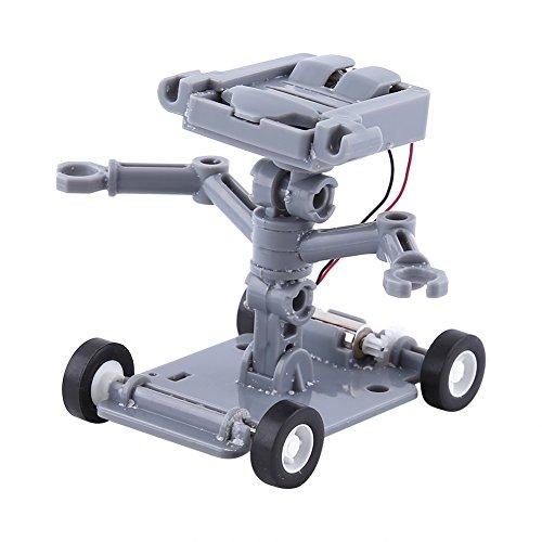 Yosoo 00085 - Mini Robot Salamoia Alimentato, Kit Modello Educativi Giocattoli per Bambini