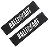 シートベルトショルダーストラップカバー に適用する ランサーASXアウトランダーパジェロL200三菱ギャランラリーアートコットンアクセサリーカースタイリング(用カースタイリングシートベルトカバーケース シートベルトショルダーストラップカバーについて車両のショルダーパッド (Size : For ralliart)