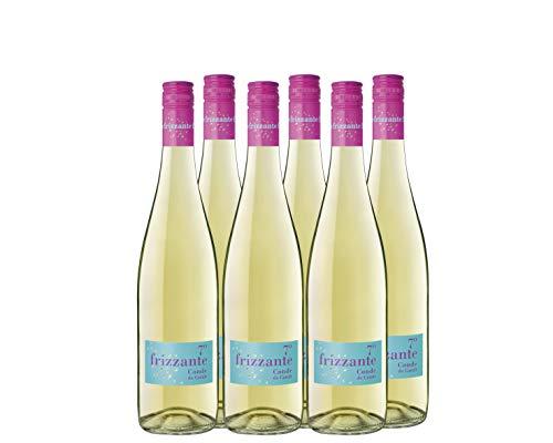 Conde De Caralt Frizzante - pack de 6 de 750 ml - Total: 4500 ml