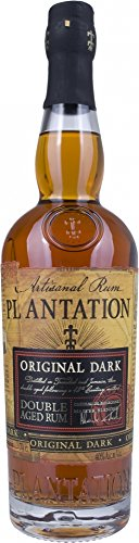 Plantation Rum ORIGINAL DARK Barbados & Jamaica 40% Vol. 0,7l