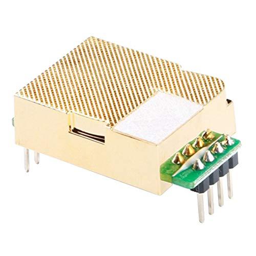 JVSISM MH-Z19C IR Infrarot CO2 Sensor Modul Kohlen Dioxid Gas Sensor NDIR für CO2 Monitor 400-5000Ppm UART PWM Ausgang