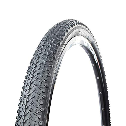 LZYqwq Neumáticos de Bicicleta Neumáticos de Bicicleta de Montaña Antideslizantes Neumáticos de Goma de 26 * 1,95 Pulgadas Resistentes a los Pinchazos