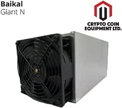 Baikal Giant-N Cryptonight Miner   ASIC Miner   Brand New with PSU