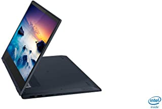 Lenovo Ideapad C340 2-in-1 Laptop, Intel Core i5-10210U, 14 Inch FHD, 256GB SSD, 8GB RAM, Integrated Intel UHD Graphics, Win10, Eng-Ara KB, Abyss Blue [Active Pen included] - [81TK00H3AX]