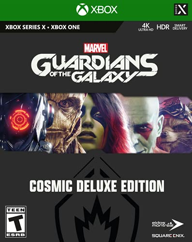 Marvel's Guardians of the Galaxy Deluxe Edition - Xbox Series X