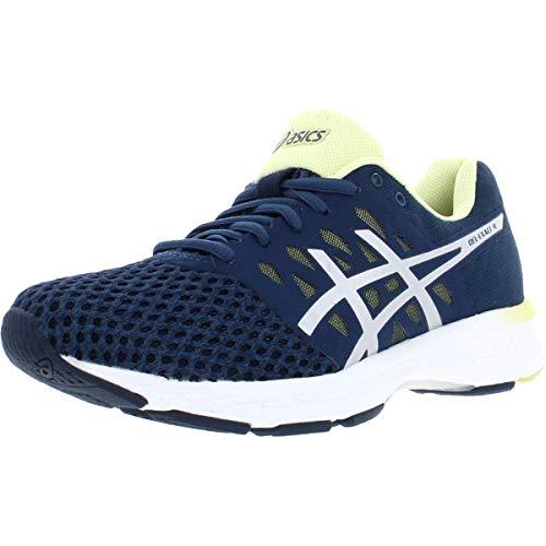 ASICS Women's Gel-Exalt 4 Running Shoe, Mid Grey/Silver/Glacier Sea, 6 Medium US