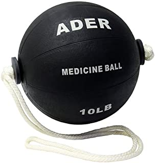 10 Lb Power Rope Medicine Ball