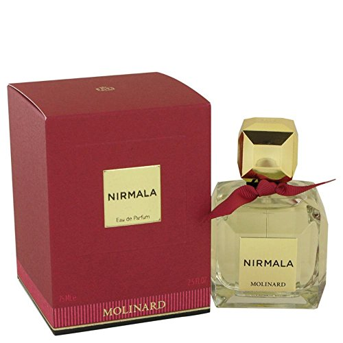 Molinard Nirmala 75ml/2.5oz Eau De Parfum Spray EDP Perfume Fragrance for Women