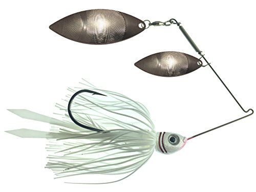 White Shad Spinnerbait