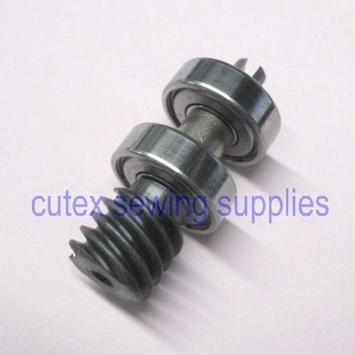 Learn More About Allstar AS-100K Rotary Cutting Machine Part #AS-1001 Worm Gear & Bearing Assy