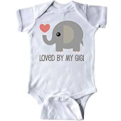 Our unisex one piece baby bodysuit makes a unique clothing gift for newborns, babies, infants, baby showers and expectant moms. Quick & easy diaper changing with reinforced three-snap closure. Solid colors are 100% cotton, other are cotton/polyester ...